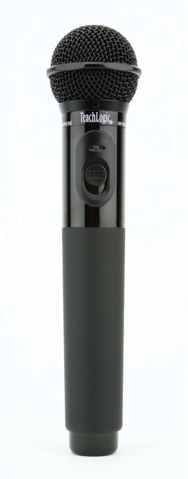 Infrared Handheld Microphone/Transmitter