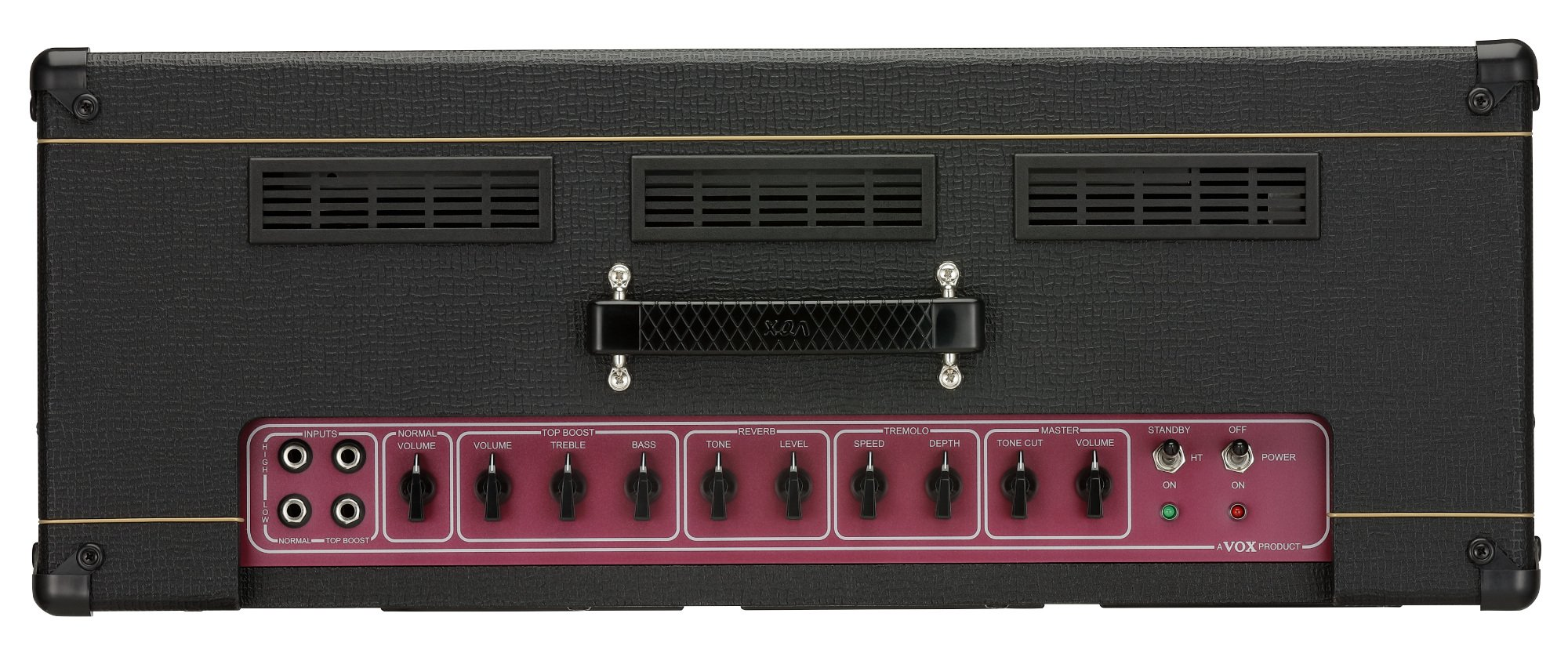 30W Custom Series Tube Amplifier Head
