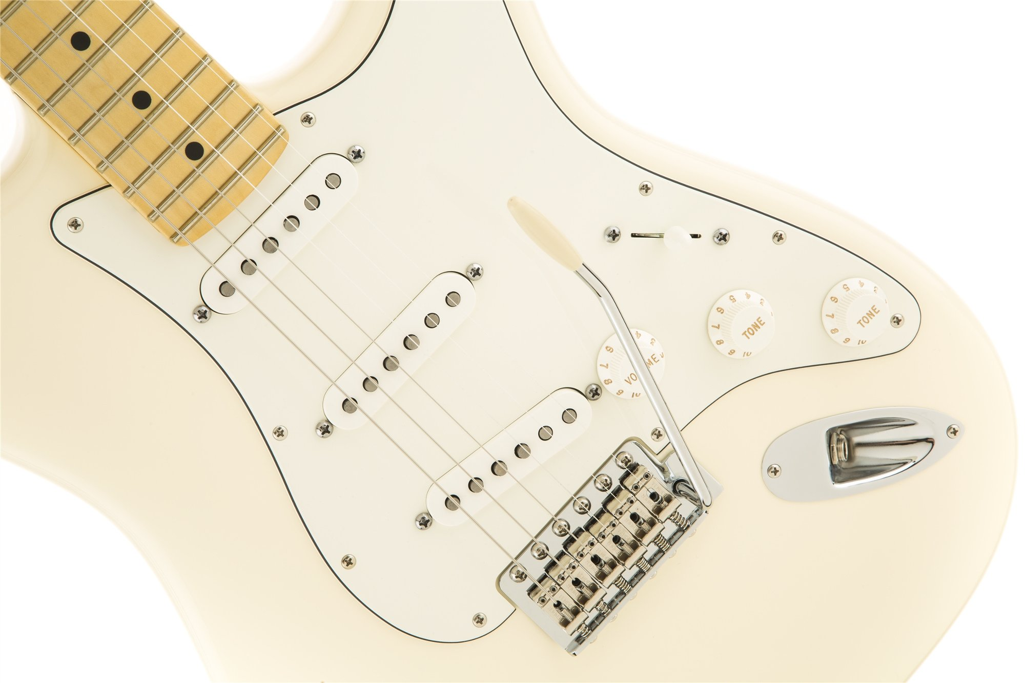 Fender American Special Stratocaster Electric Guitar with SSS ...