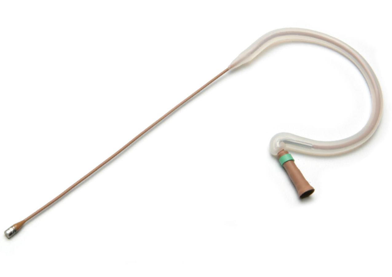 Light Beige Earset Microphone for AKG Wireless