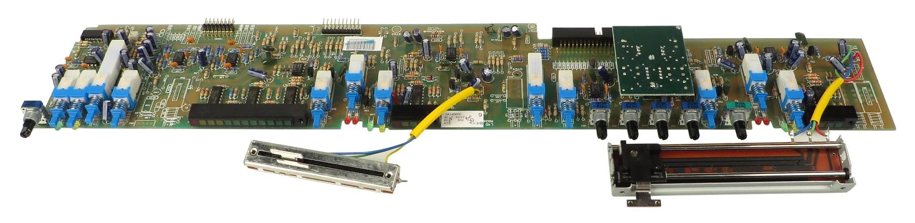 Left Master Group Aux PCB for GL4800