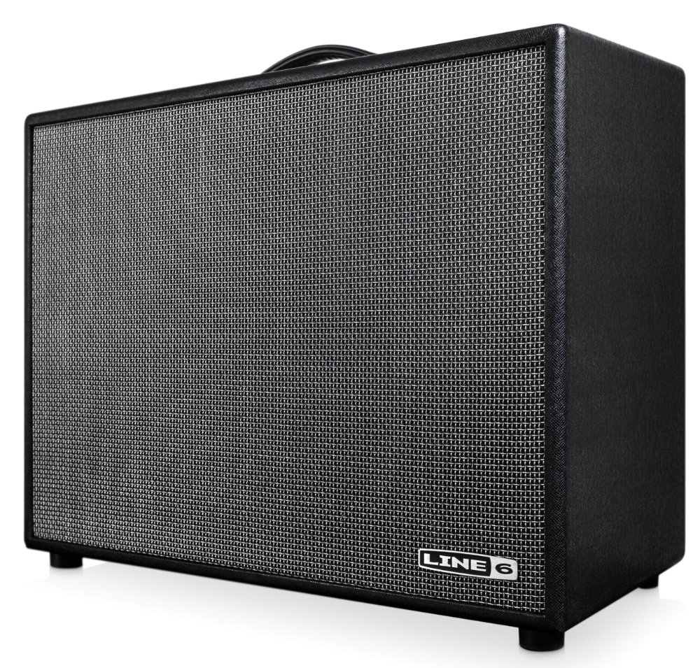 High Powered Stage Amp