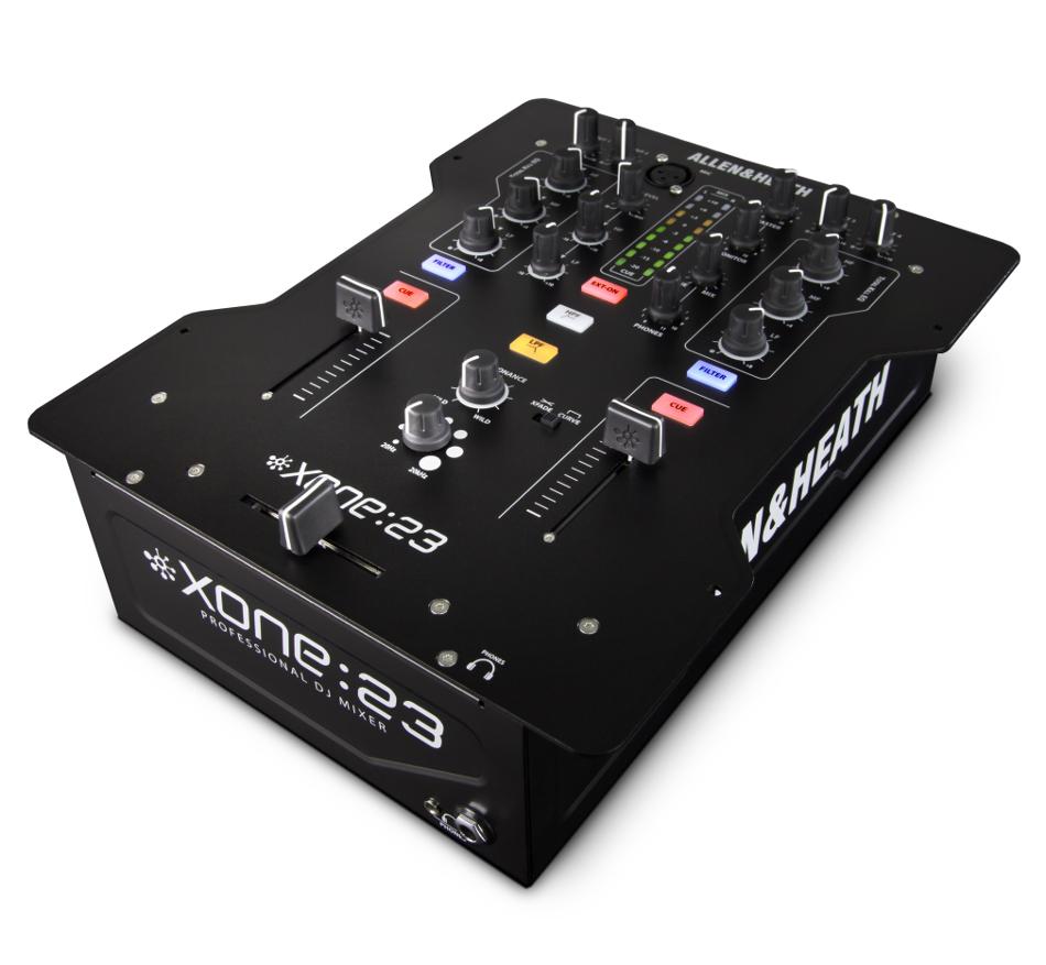 DJ Mixer, 2 Channel