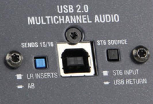 Allen & Heath WZ4-USB Interface 2.0 USB MultiChannel WZ4-USB