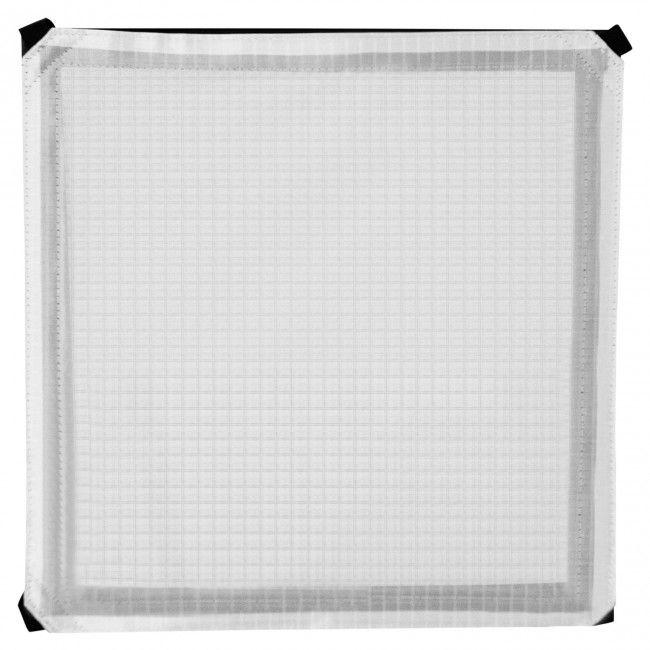 1' x 1' 1/4-Stop Grid Cloth Diffuser