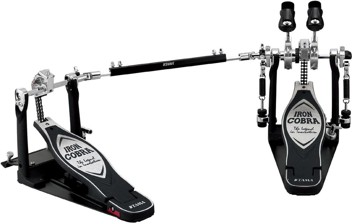 Iron Cobra Power Glide Twin Pedal