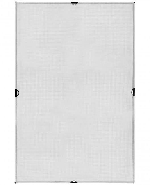 4 ft x 6 ft 1/4-Stop Grid Cloth Diffuser