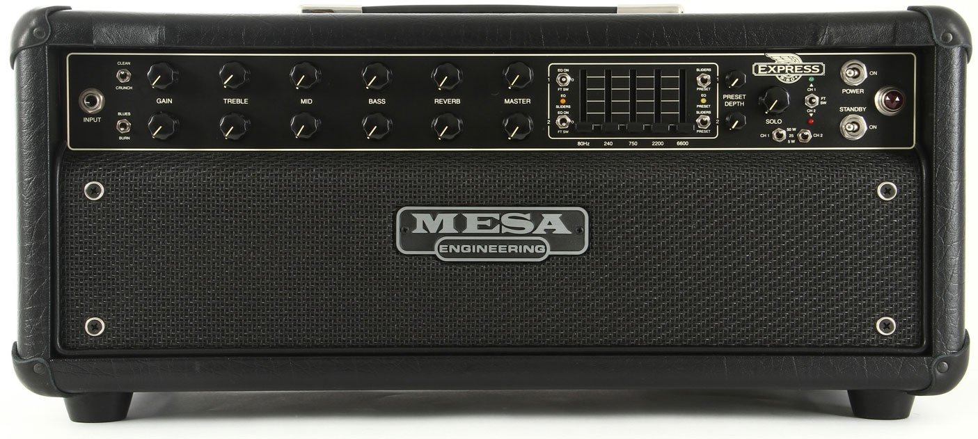 Mesa Boogie Ltd Tube Guitar Amplifier Head 50W EXPRESS-5-50+HEAD