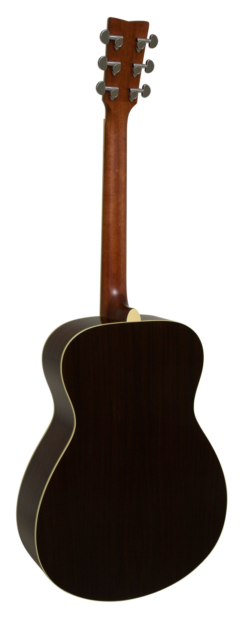 Thin Profile Acoustic Guitar with Solid Sitka Spruce Top, Rosewood Back and Sides