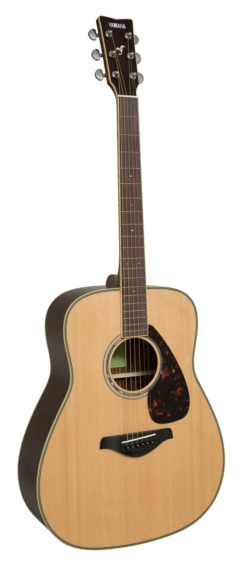 Acoustic Guitar with Solid Sitka Spruce Top, Rosewood Back and Sides