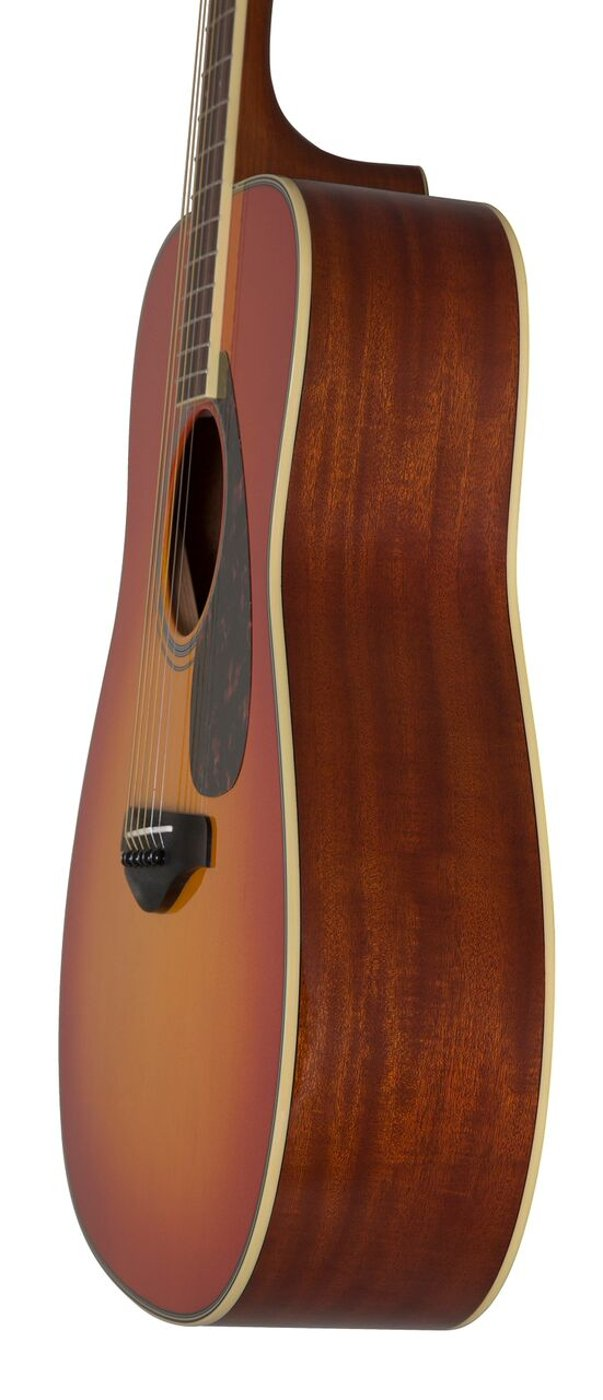 Acoustic Guitar with Mahogany Back & Sides