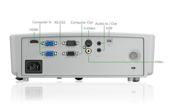 Digital 3D DLP Projector
