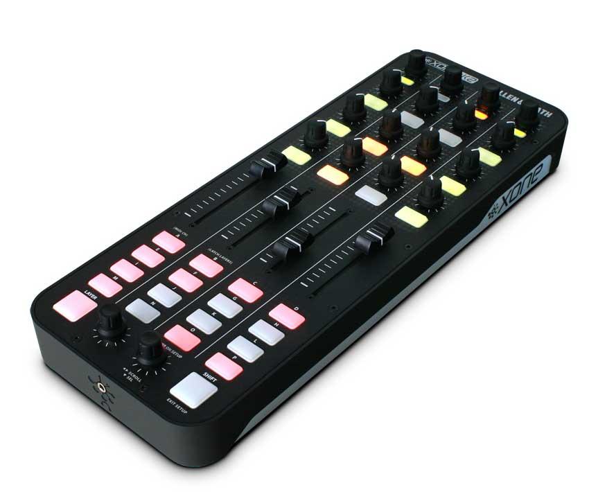 USB DJ MIDI Controller