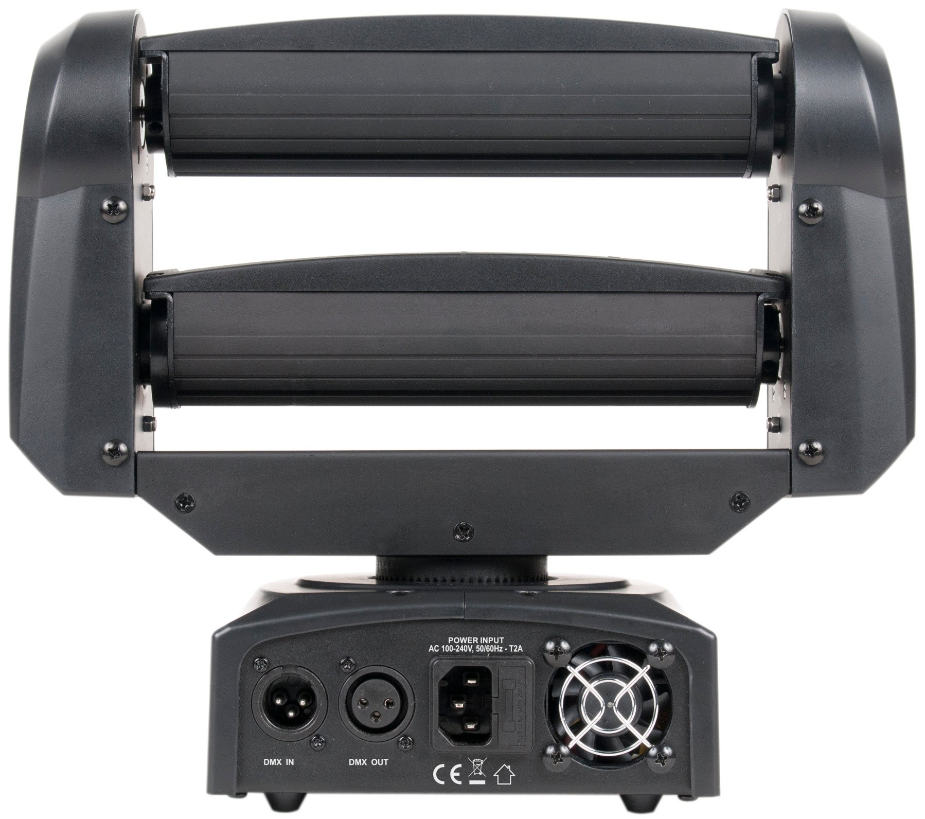 Compact Dual Bar Moving Head Beam Effect