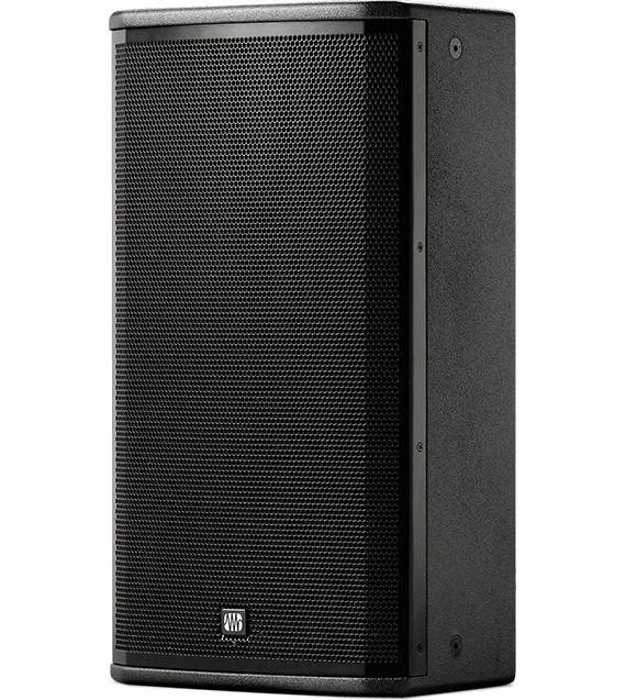 2-Way Active Sound-Reinforcement Loudspeakers