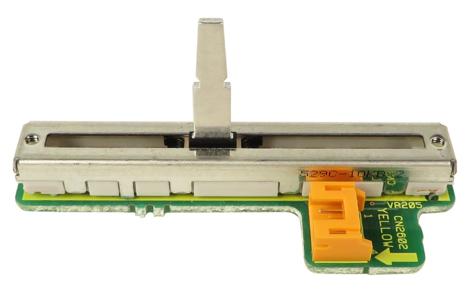 DJM 800 Channel 2 Fader Assembly