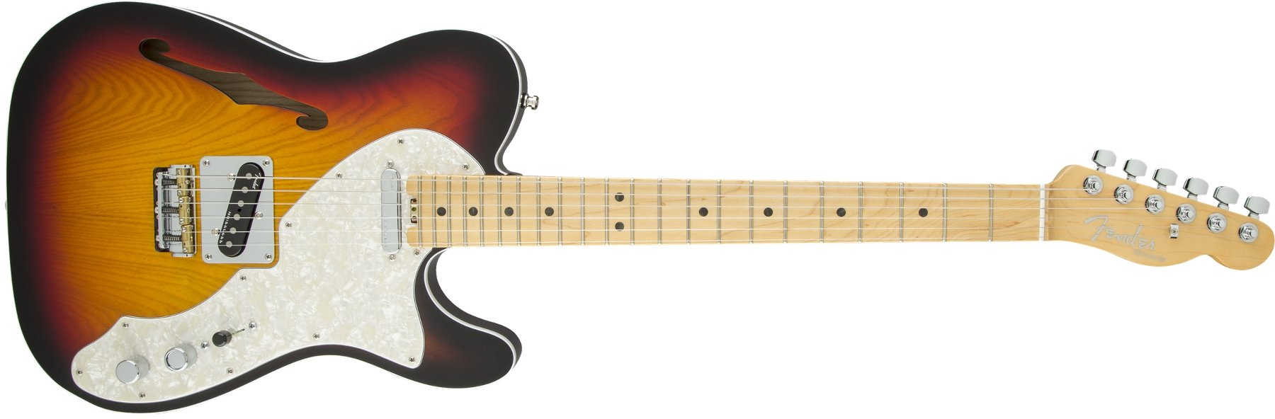 Electric Guitar, Semi-Hollow, 22-Fret