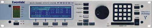 Digital Audio Effects Processor