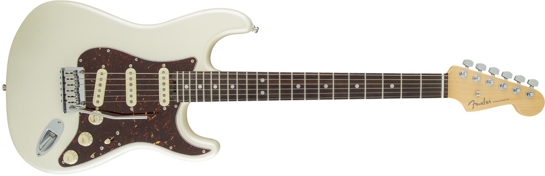 Electric Guitar, 22-Fret, Rosewood Fingerboard