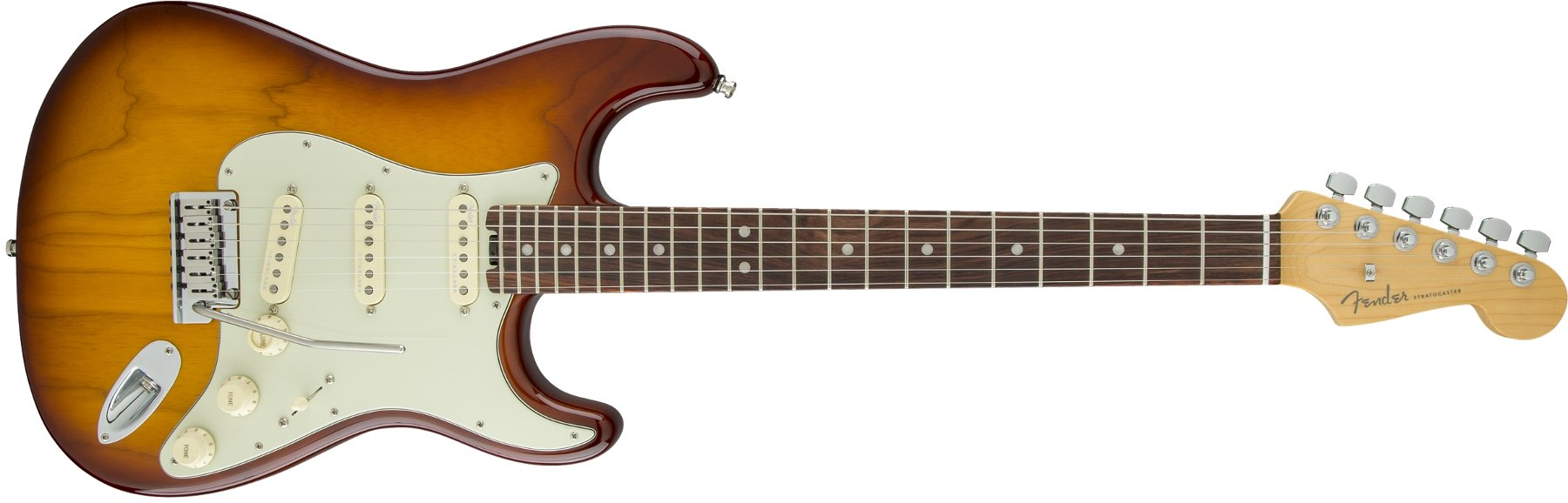 Electric Guitar, 22-Fret, Ash Body with Rosewood Fingerboard