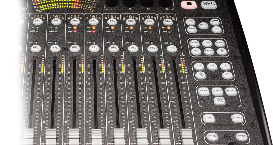 Linear Fader Controller for the 688 Mixer/Recorder