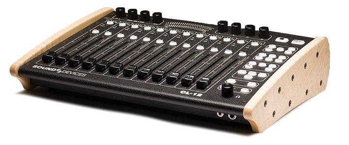 Linear Fader Controller for the 688 Mixer/Recorder in Blonde Maple Finish