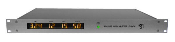 GPS Master Clock and NTP Time Server