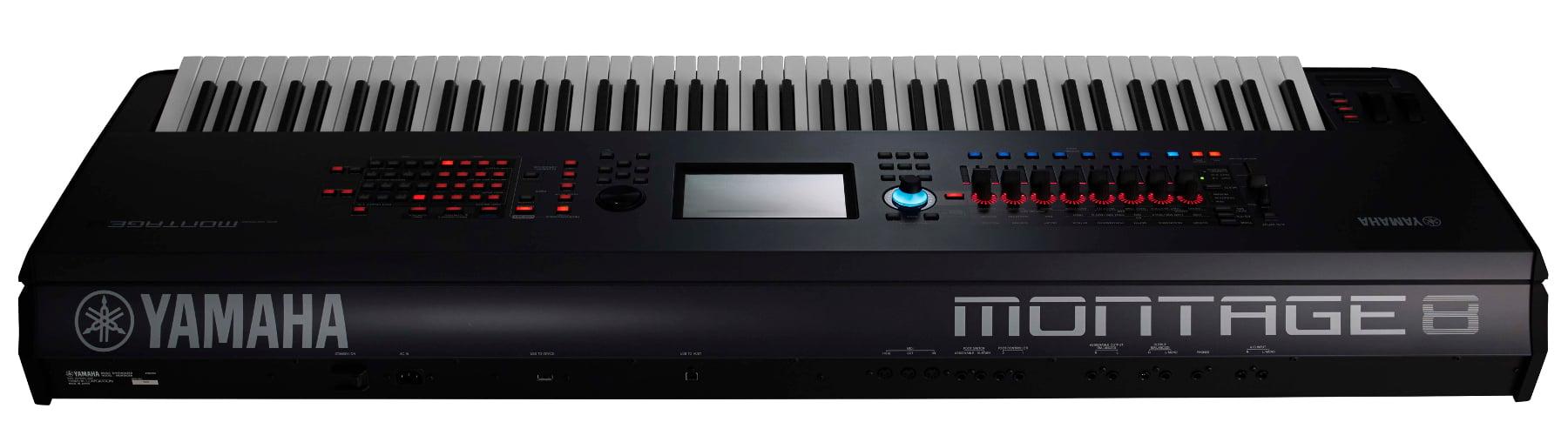 88-Key Synthesizer