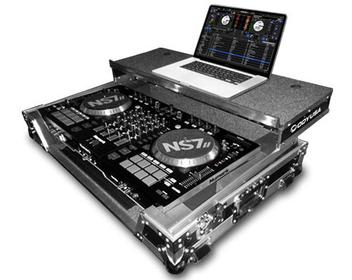 Numark Flight Zone NS711 DJ Controller Case