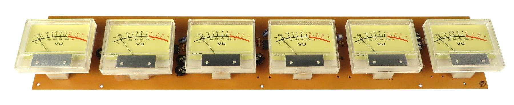 Left VU Meter PCB for GL3300