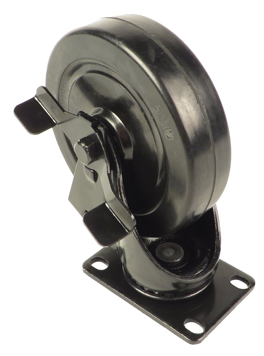 "Bretford Manufacturing 015-0190  5"" Swivel Caster for TE175LL/A and T7417LL/B 015-0190"