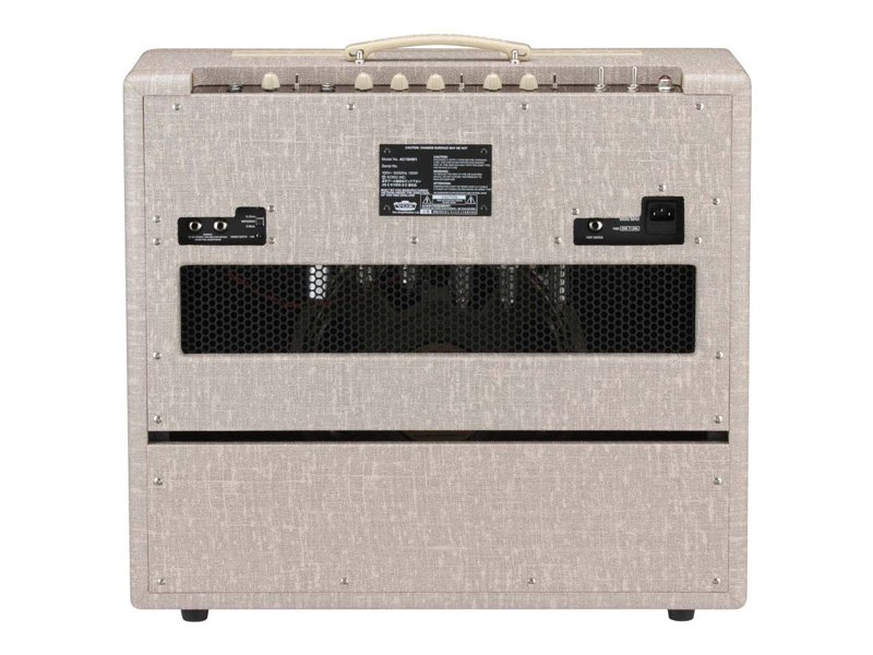 vox ac15hw1x ac15 hand wired 15w 1x12 tube guitar combo amplifier with celestion alnico blue. Black Bedroom Furniture Sets. Home Design Ideas