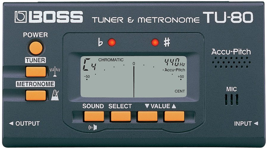 Chromatic Tuner/Metronome