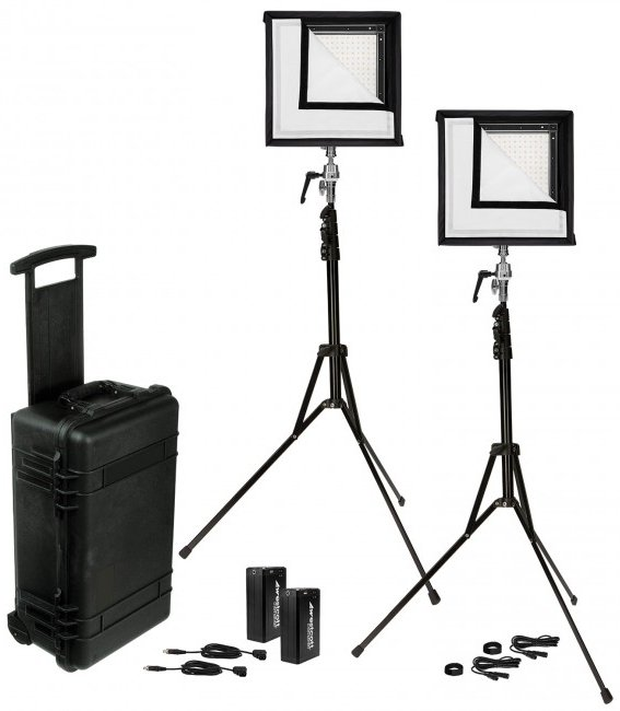 2-Light Cine Travel Kit
