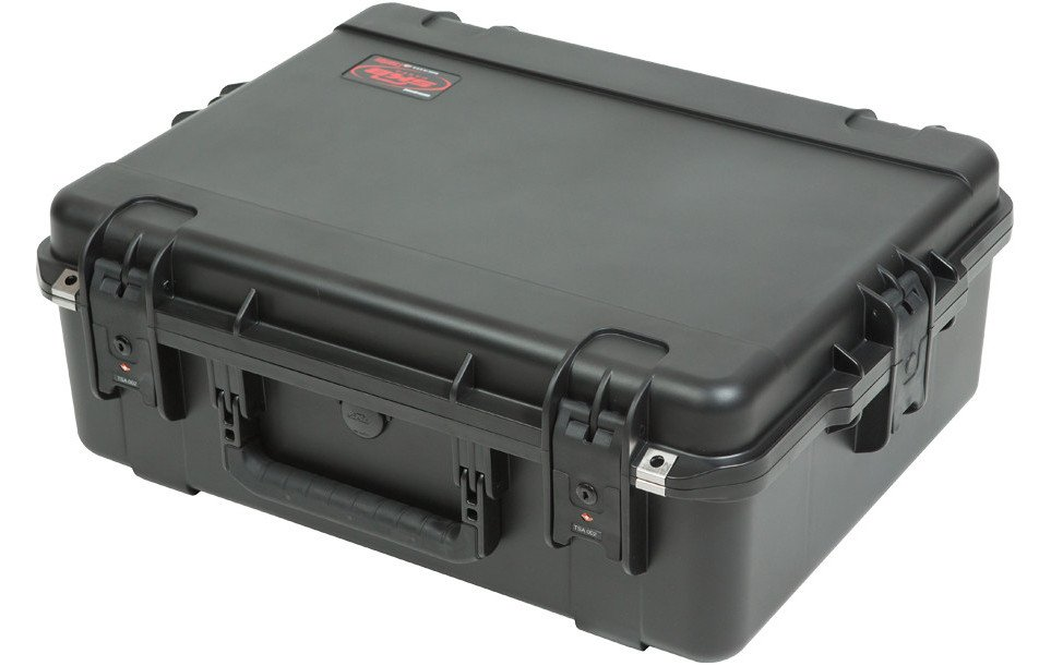 iSeries Waterproof Case with ATA Removable 2RU Shock Rack