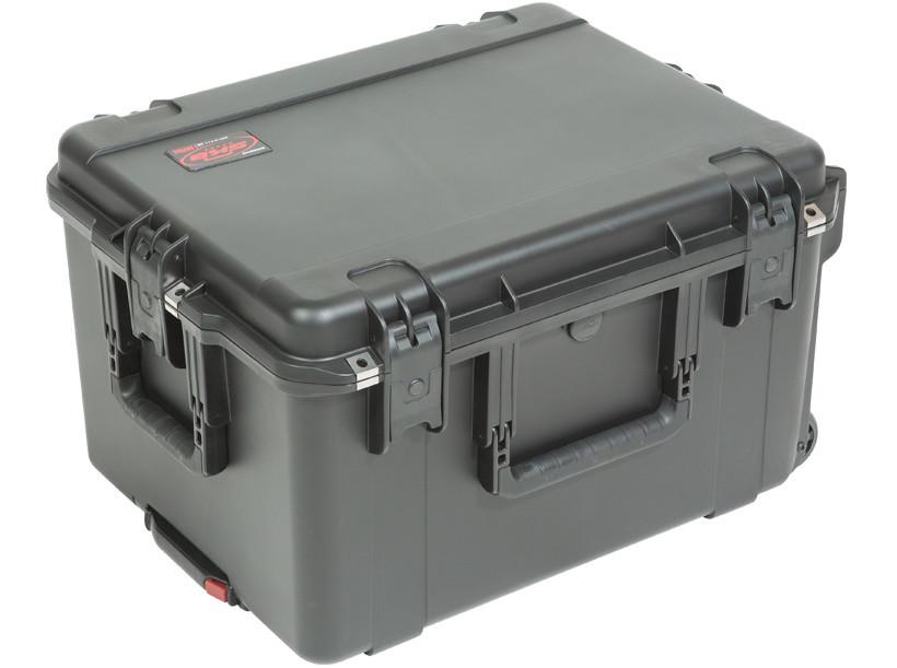 iSeries Waterproof Case with ATA Removable 4RU Shock Rack