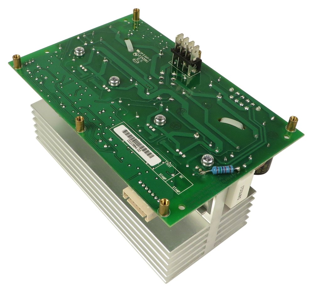 Amp Power PCB for PPM1008