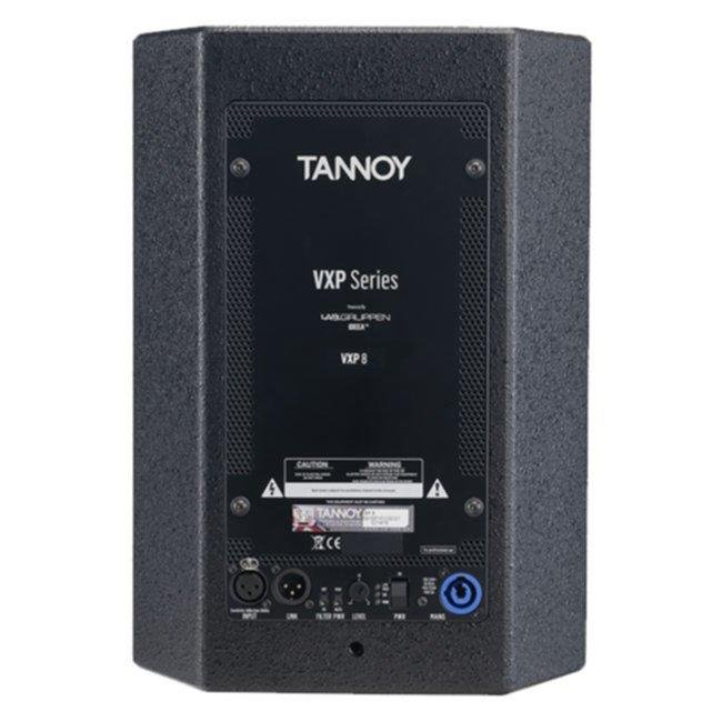 "Tannoy VXP8-WHITE 8"" Compact Powered Speaker VXP8-WHITE"