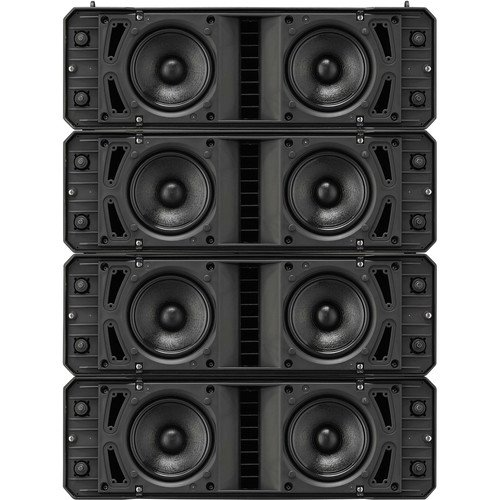 Variable Dispersion Speaker, 750 W, 8 Ohms, Black