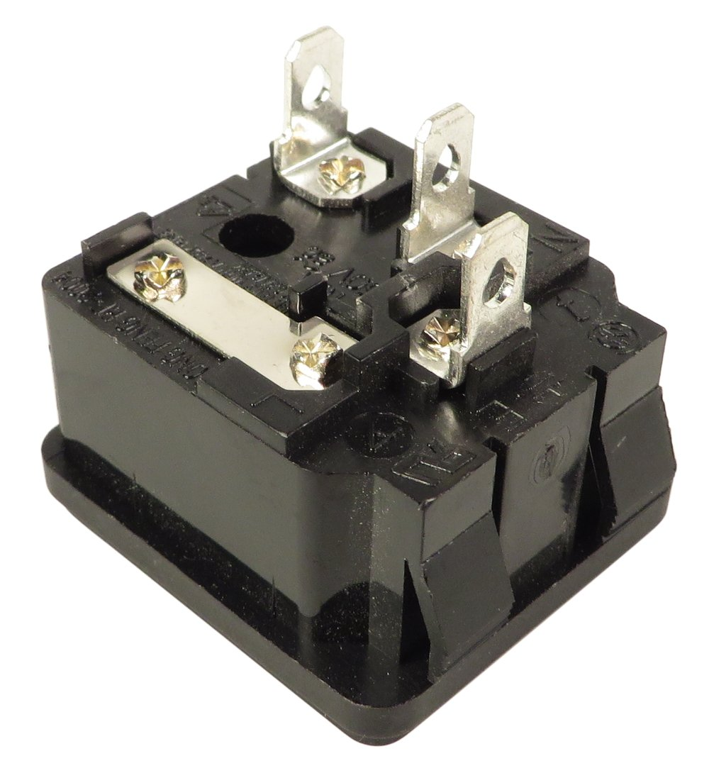 AC Socket Assembly for X2442USB