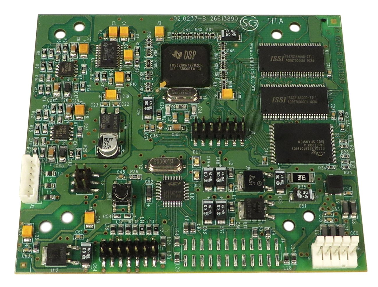 Main PCB Assembly for Numa Organ (New Version)