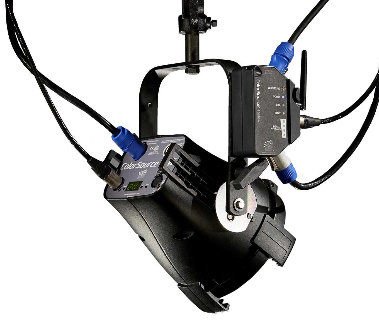 ETC/Elec Theatre Controls CSR-YM ColorSource Relay Universal Yoke Mount Kit CSR-YM