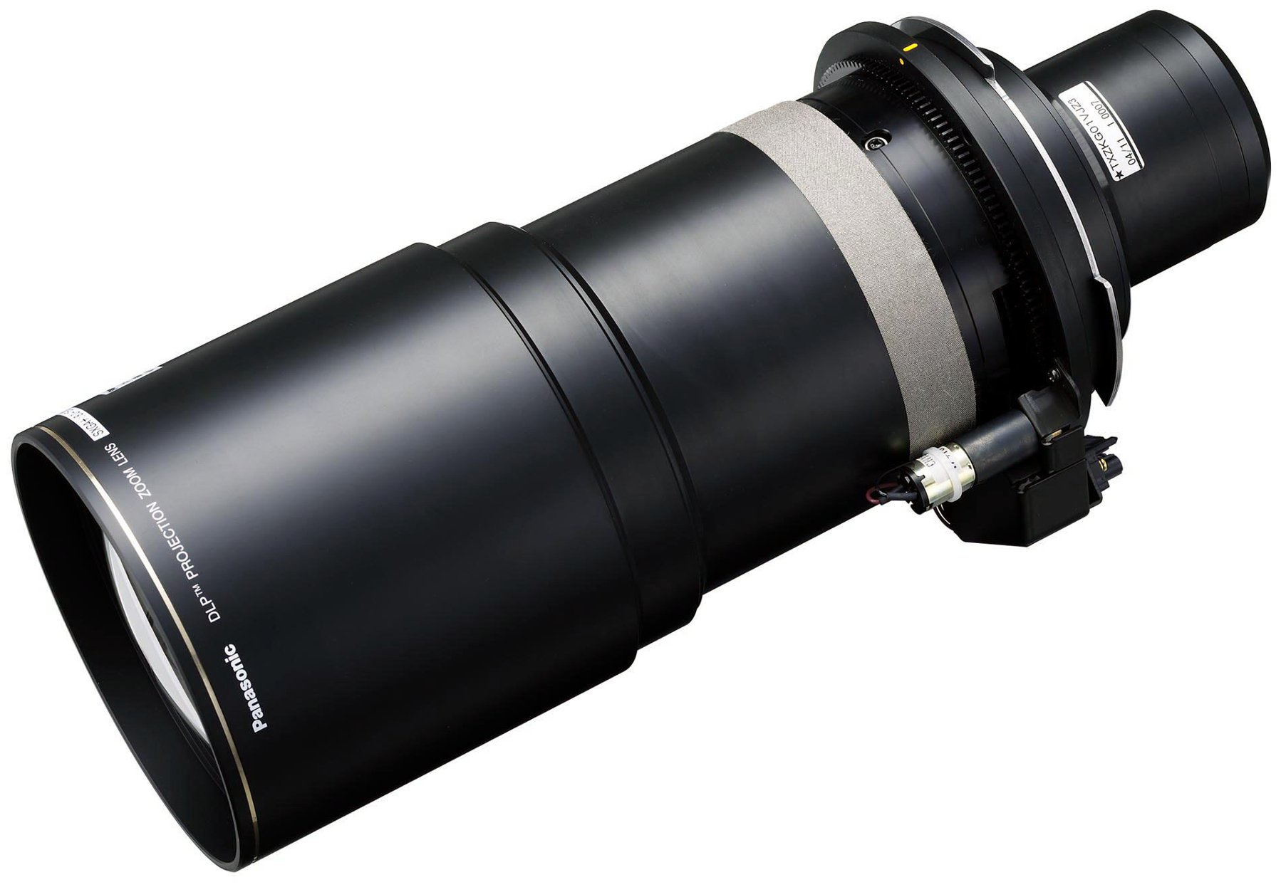 Approx. 8.0-15.0:1 Zoom Lens