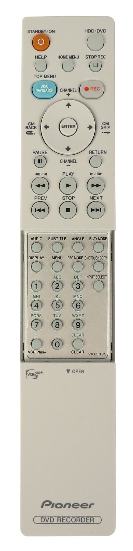 Remote Control for DVR540HS