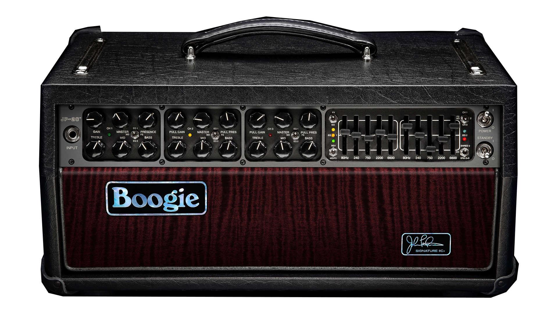 100/60 Watt, 3-Ch Tube Guitar Amplifier Head