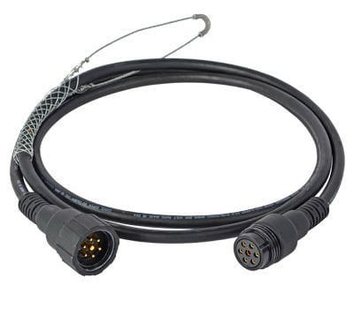 100 ft. Ext Motor Molded 7P Socapex Cable