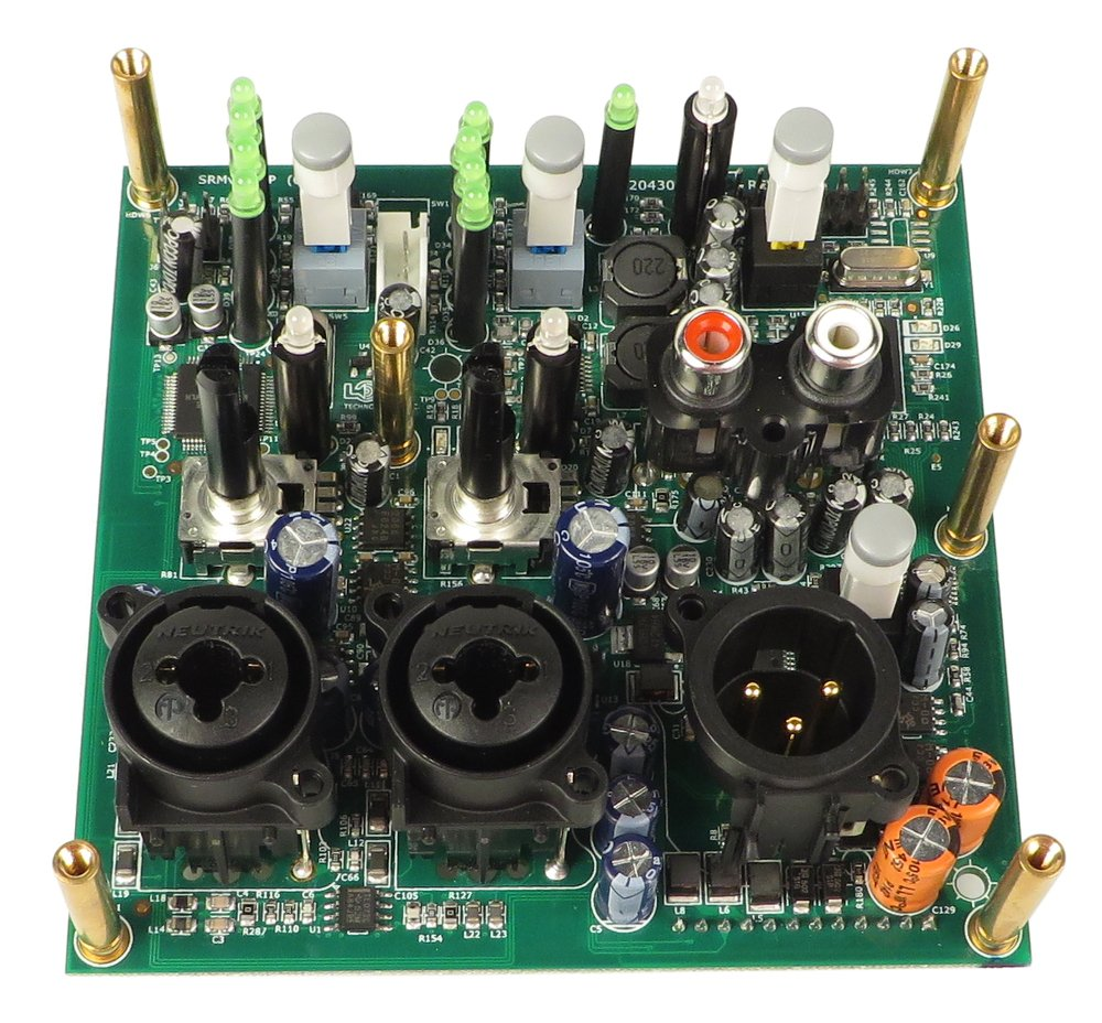 Mackie 2043185  DSP PCB Assembly for SRM450 V3 2043185