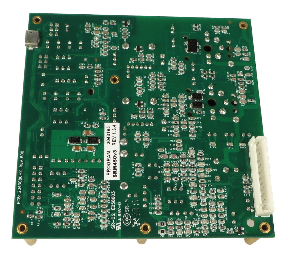 Mackie 2043185 dsp pcb assembly for srm450 v3 full compass our price 12995 asfbconference2016 Images