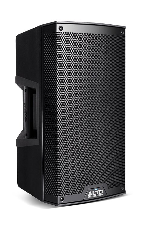 "1000-Watt 10"" 2-Way Powered Loudspeaker"