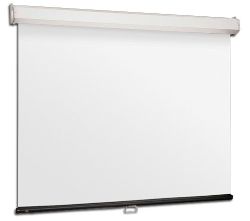 "Draper Shade and Screen 206210EG Luma2 109"" Diagonal Screen with AutoReturn and Contrast White XH1100E Surface 206210EG"